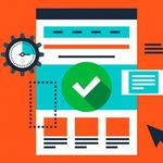 Landing page + CRM