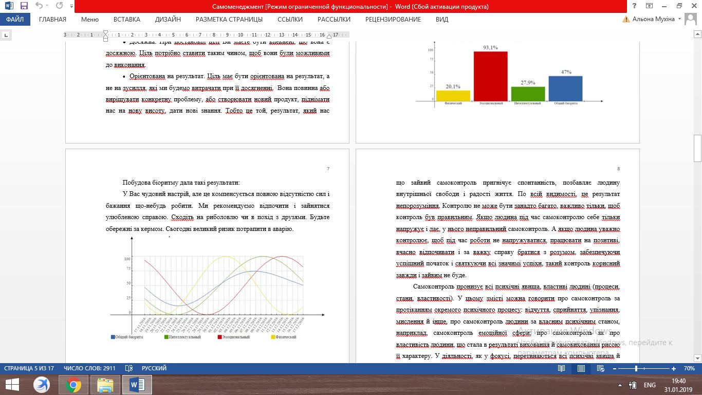Фото Написання рефератів. Створення презентацій, розробка графіків, діаграм.
