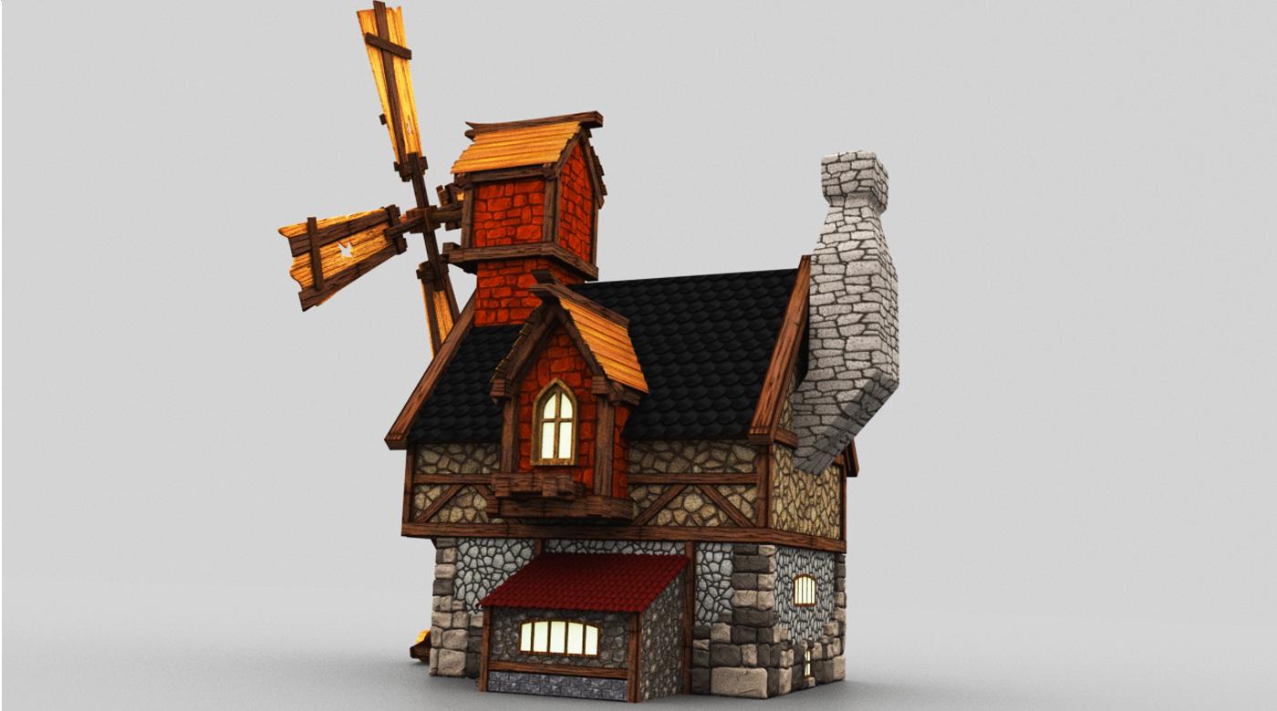 Фото Моделирование дома