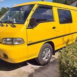 Стоимость перевозки в Кропивницком от 150 грн. Тариф за городом 7 грн/км.
