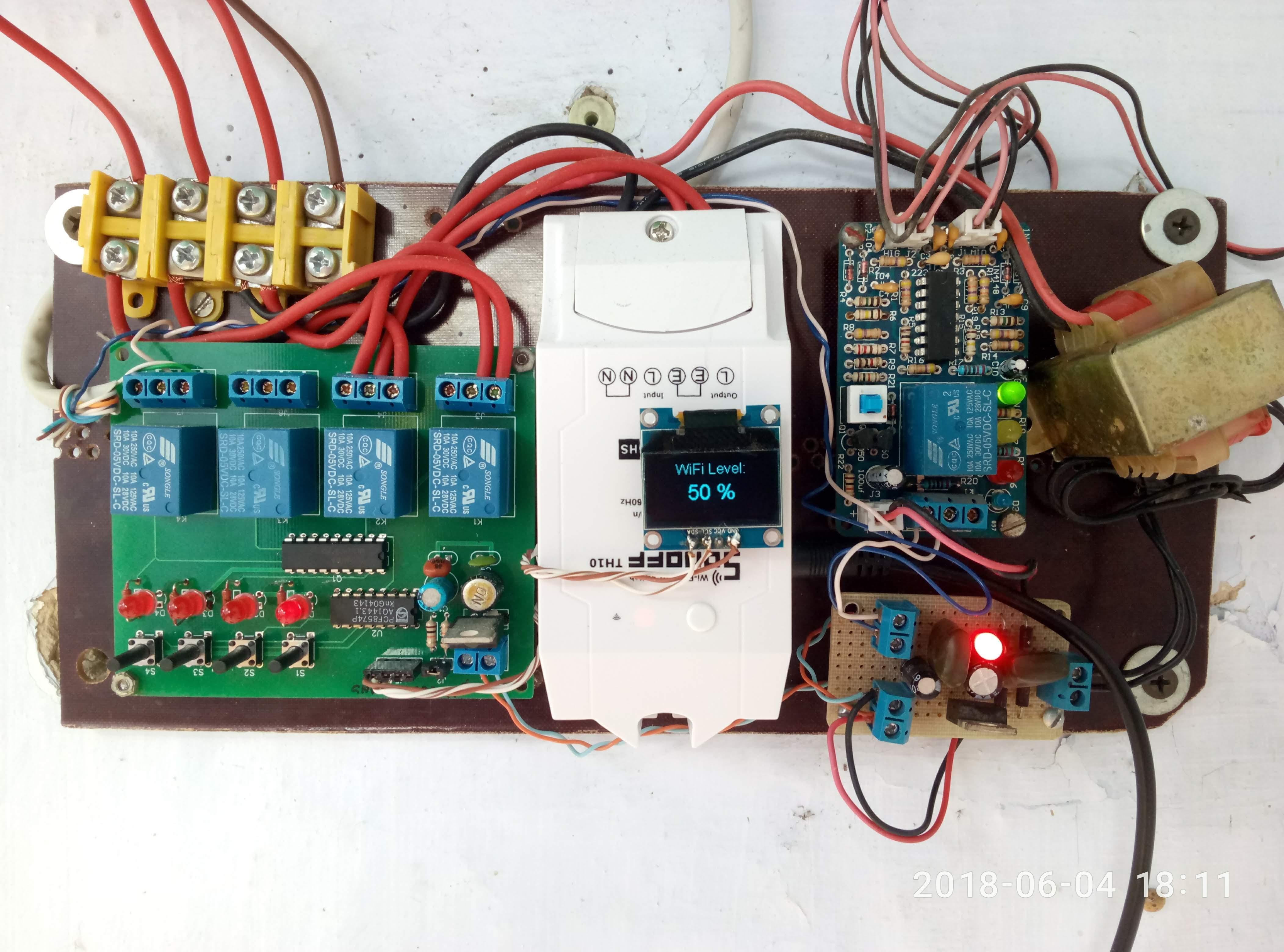 """Фото Розробка і встановлення прототипу для випробування """"Розумний літній душ""""."""