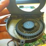 Чистка системы охлаждения ноутбука/системного блока