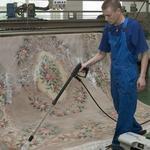 Профессиональная чистка ковров с бесплатным вывозом и доставкой на дом
