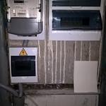 Установка счетчика эл. энергии (1 - 3 фаз)
