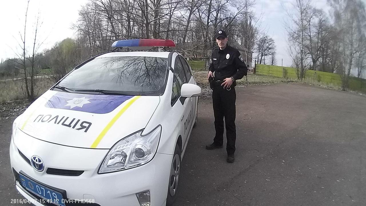 Фото Работа в патрульной полиции