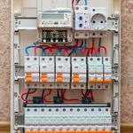 Монтаж электропроводки, замена «старой» электропроводки на новую в комплексе;