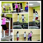 Sky Jumping-фитнес на батутах