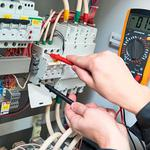 Монтаж электрики, видеонаблюдение, сигнализации