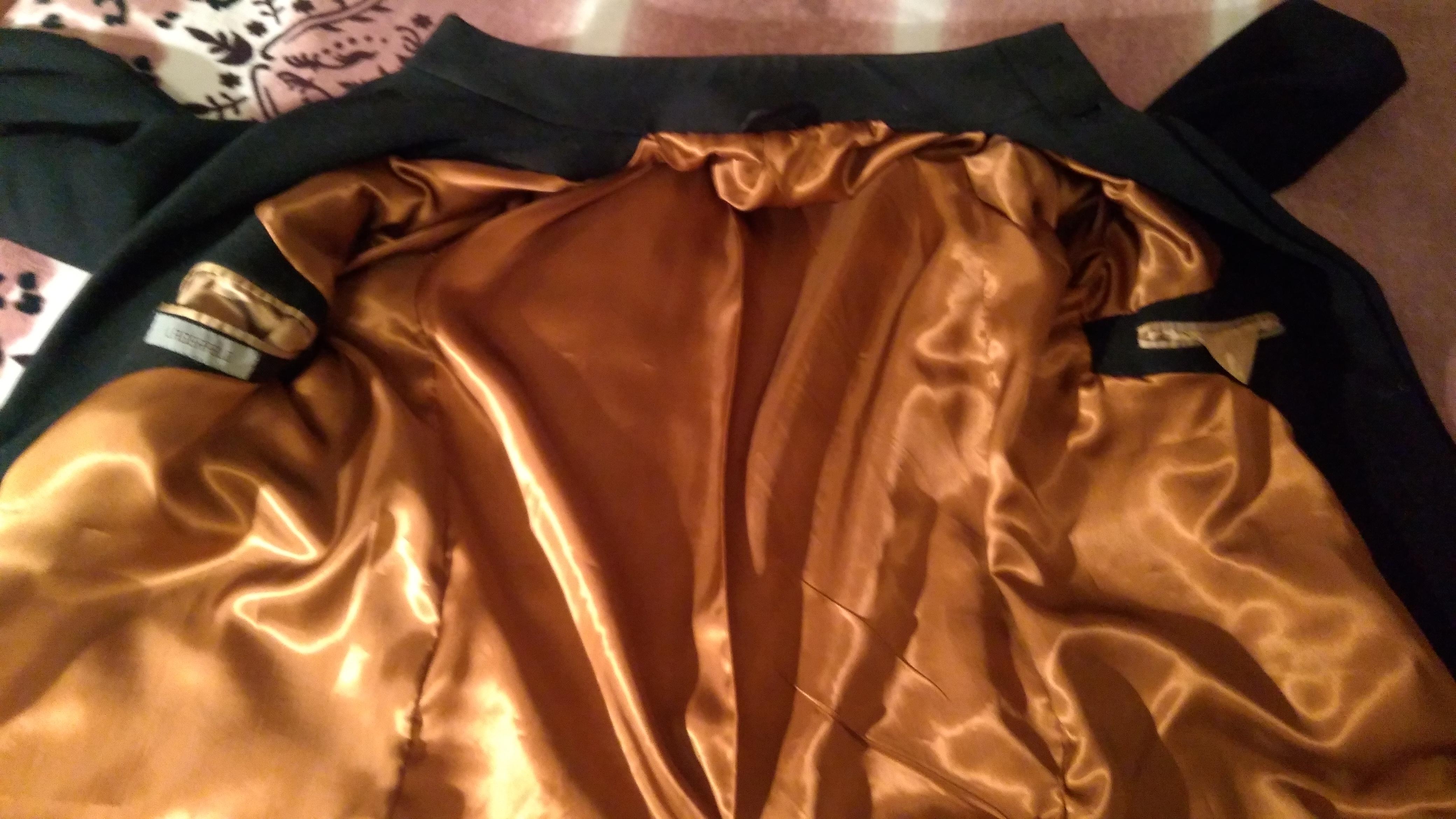 Фото Замена подкладки в пальто. Время: 2 рабочих дня