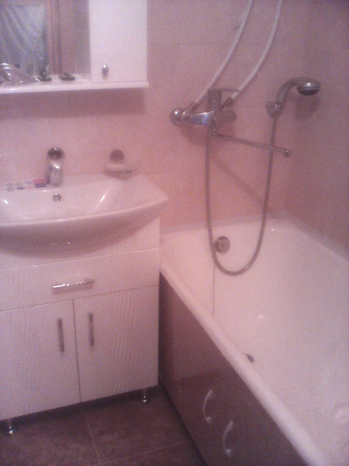 Фото Установка и ремонт ванной 2