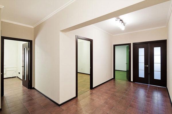 Фото Ремонт квартиры под ключ в новострое ЖК Заречный