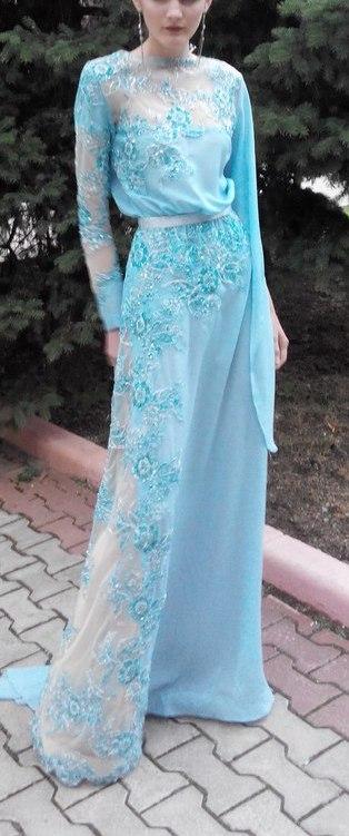 Фото Выпускное платье нарядное.