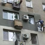 - Герметизация балконов, окон, панорамных остеклений.
