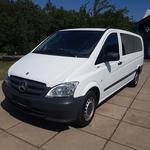 Пассажирские перевозки комфортабельным микроавтобусом Mercedes-Benz Vito по Украине и Европе