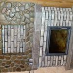 Санузел, полы и камины