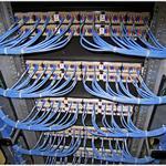 Монтаж структурированной кабельной сети (СКС) и Wi-Fi