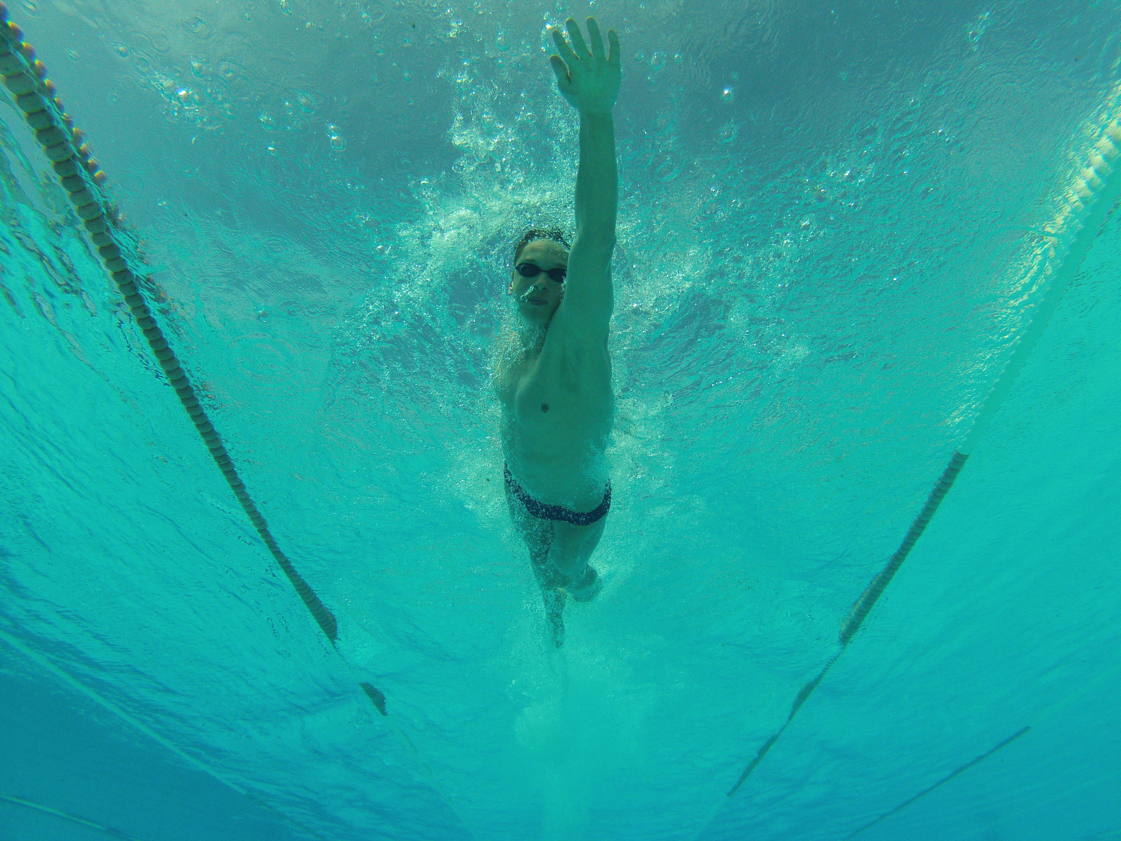 Фото Персональные тренировки по плаванию для детей и взрослых 2