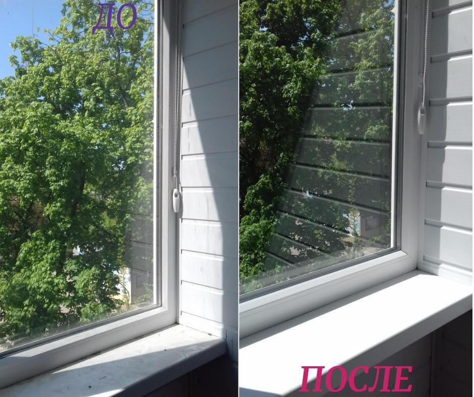 Фото Уборка 2-х комнат после покраски потолка, замены окон и шпаклевания. Вытирание пыли,подметание, мойка полов 2-х комнатах (3 окна).