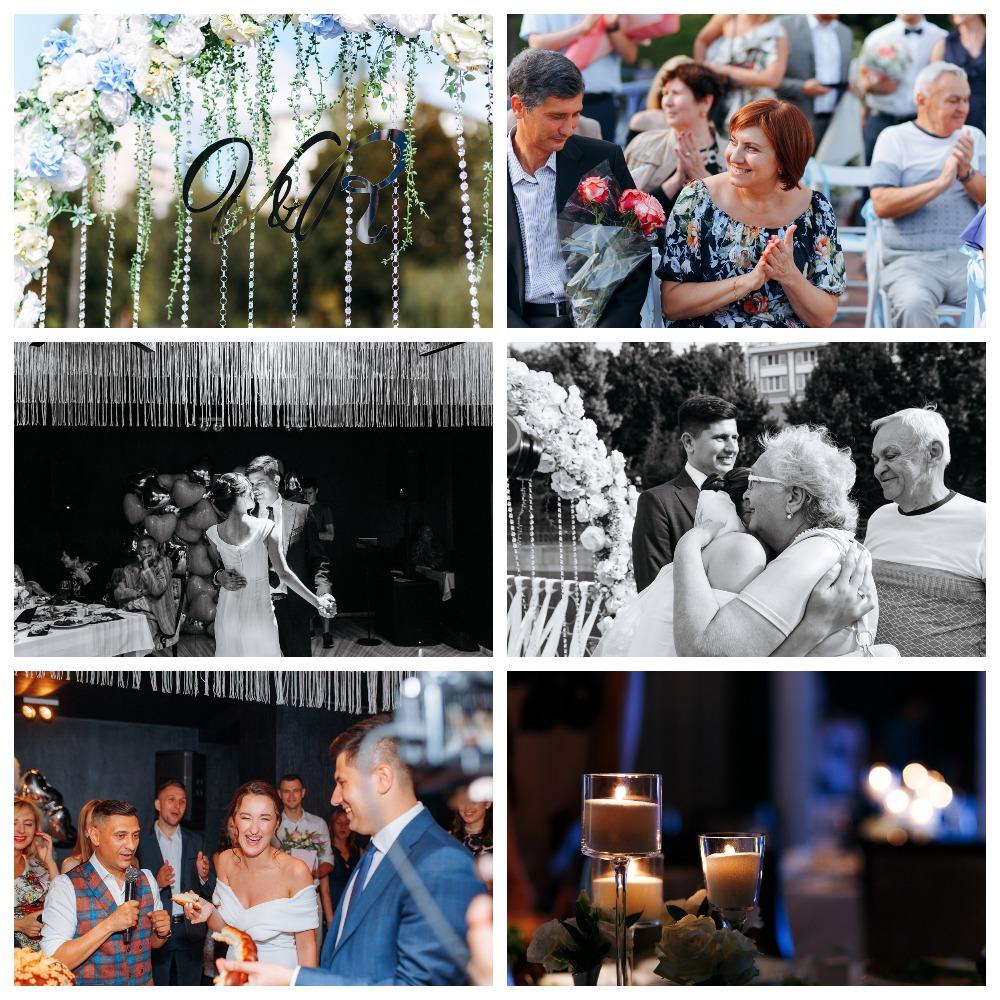 Фото Свадебная фотосьемка. Церемония и ресторан
