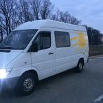 Грузоперевозки Киев,Украина спринтер 313 до 1,5т